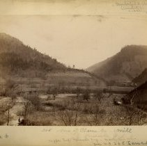 Image of Mouth of Clear Creek                                                                                                                                                                                                                                           - Rogers Clark Ballard Thruston Mountain Collection