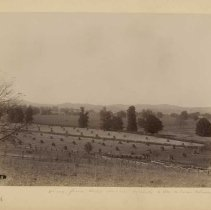 Image of View from hill near Holt's                                                                                                                                                                                                                                     - Rogers Clark Ballard Thruston Mountain Collection