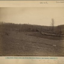 Image of Topography below Martin Greens                                                                                                                                                                                                                                 - Rogers Clark Ballard Thruston Mountain Collection