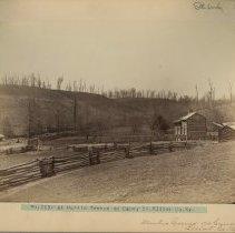 Image of Farmstead of Martin Greens                                                                                                                                                                                                                                     - Rogers Clark Ballard Thruston Mountain Collection