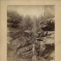 Image of Kentucky Gap                                                                                                                                                                                                                                                   - Rogers Clark Ballard Thruston Mountain Collection