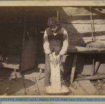 Image of Gritting corn                                                                                                                                                                                                                                                  - Rogers Clark Ballard Thruston Mountain Collection