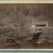 Image of Home of William R. Bailey                                                                                                                                                                                                                                      - Rogers Clark Ballard Thruston Mountain Collection