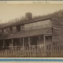 Image of Home of Wright Kelly                                                                                                                                                                                                                                           - Rogers Clark Ballard Thruston Mountain Collection