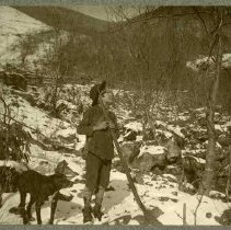 Image of Squirrel hunting                                                                                                                                                                                                                                               - Rogers Clark Ballard Thruston Mountain Collection