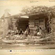 Image of Home of Adoninger Fox                                                                                                                                                                                                                                          - Rogers Clark Ballard Thruston Mountain Collection
