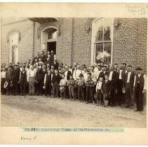 Image of Court day                                                                                                                                                                                                                                                      - Rogers Clark Ballard Thruston Mountain Collection
