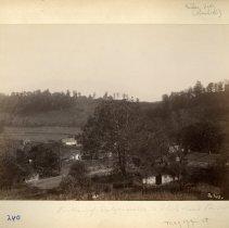 Image of View of Salyersville                                                                                                                                                                                                                                           - Rogers Clark Ballard Thruston Mountain Collection