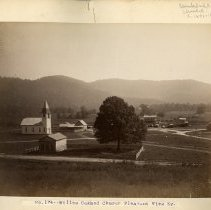 Image of Panoramic view of Pleasant View                                                                                                                                                                                                                                - Rogers Clark Ballard Thruston Mountain Collection