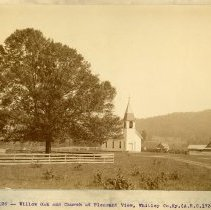 Image of Church                                                                                                                                                                                                                                                         - Rogers Clark Ballard Thruston Mountain Collection