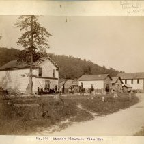 Image of Stores at Pleasant View                                                                                                                                                                                                                                        - Rogers Clark Ballard Thruston Mountain Collection