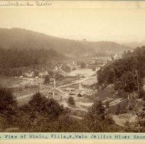 Image of Mining village                                                                                                                                                                                                                                                 - Rogers Clark Ballard Thruston Mountain Collection