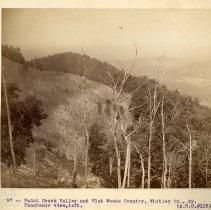 Image of Paint Creek Valley                                                                                                                                                                                                                                             - Rogers Clark Ballard Thruston Mountain Collection
