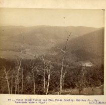 Image of Paint Creek Valley                                                                                                                                                                                                                                             - Rogers Clark Ballard Thruston Mountain Collection