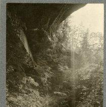 Image of Waterfall                                                                                                                                                                                                                                                      - Rogers Clark Ballard Thruston Mountain Collection