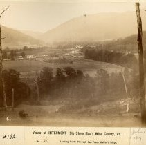 Image of View from Wallen's Ridge                                                                                                                                                                                                                                       - Rogers Clark Ballard Thruston Mountain Collection