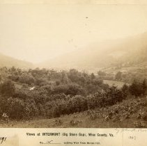 Image of View from Horton Hill                                                                                                                                                                                                                                          - Rogers Clark Ballard Thruston Mountain Collection