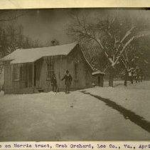 Image of Office on Morris' tract                                                                                                                                                                                                                                        - Rogers Clark Ballard Thruston Mountain Collection