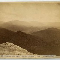Image of Yellow Creek Valley                                                                                                                                                                                                                                            - Rogers Clark Ballard Thruston Mountain Collection