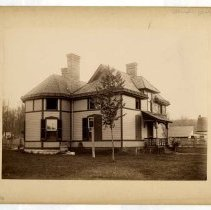 Image of Unidentified home                                                                                                                                                                                                                                              - Rogers Clark Ballard Thruston Mountain Collection