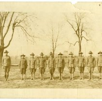 Image of Camp Zachary Taylor, 159th Depot Brigade - Subject Photograph Collection