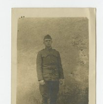 "Image of A. C. ""Cliff"" Carbury                                                                                                                                                                                                                                          - Clara Gibson Photograph Collection"