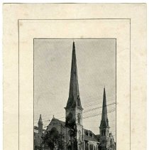 Image of Second Presbyterian Church  - Walter-Long Family Photograph Collection
