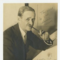 Image of Portrait of Fontaine Talbot Fox, Jr.                                                                                                                                                                                                                           - Fontaine Talbot Fox, Jr. Photograph Collection