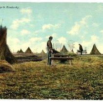 Image of Breaking Hemp in Kentucky                                                                                                                                                                                                                                      - Postcard Collection