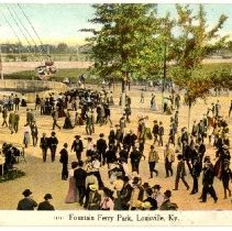 Image of Fontaine Ferry Park                                                                                                                                                                                                                                            - Postcard Collection