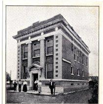 Image of Bank of Buechel                                                                                                                                                                                                                                                - Postcard Collection