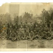 Image of Battery B, 70th Field Artillery - West Point - Subject Photograph Collection