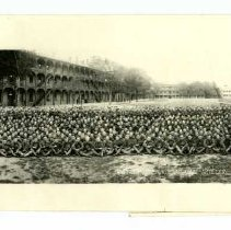 Image of Officers Training Camp - Fort Monroe - Subject Photograph Collection
