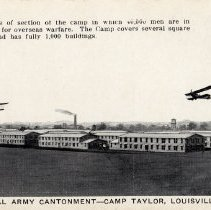 Image of Camp Zachary Taylor - Postcard Collection