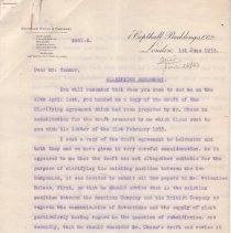 Image of 011.013.033 - Letter