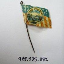 Image of 988.535.332 - Pin, Insignia