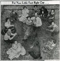 Image of Texas State Society Square Dancers (1000.105.03i)