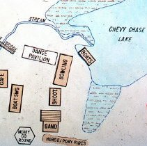 Image of Diagram of Chevy Chase Lake: 2008.411.14