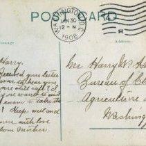 Image of Back of Postcard (1000.108.01f)