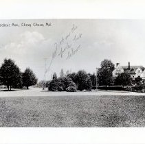 Image of Chevy Chase Circle Ground Shot (2008.181.09)