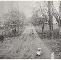 Image of Williams Lane Looking East (2000.04.38)