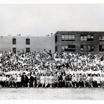 Image of Leland Junior High School, Class of 1943-1946 (2004.05.01)