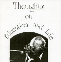 Image of Thoughts on Education and Life (1000.113.01e)