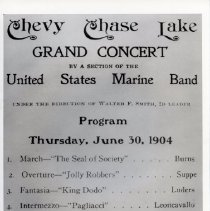 Image of Program from Concert (2008.200.02)
