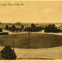 Image of Postcard, Chevy Chase Circle (2008.181.18)