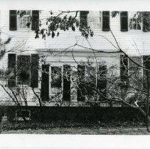 Image of Original porch site, 1899 (2008.260.02)