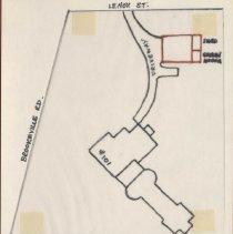 Image of Property diagram, 1924 (1000.119.03c)