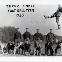Image of Chevy Chase Football Team (2008.145.01)