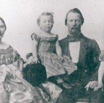 Image of William Sharon family (2009.149.01)