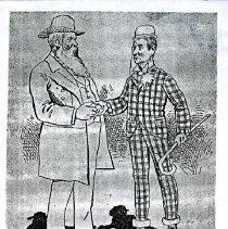 Image of Newlands cartoon (1000.122.06c)